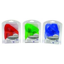 CanDo® Jelly™ Expander Double Exerciser - 3-piece set (red, green, blue)