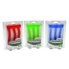 CanDo® Jelly™ Expander Triple Exerciser - 3-piece set (red, green, blue)