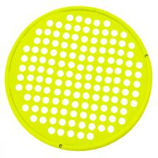 CanDo® Hand Exercise Web - Low Powder - 14 Diameter - Yellow - X-light