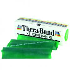 TheraBand® exercise band - 6 yard roll - Green - heavy
