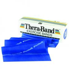 TheraBand® exercise band - 6 yard roll - Blue - extra heavy