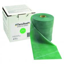 TheraBand® exercise band - 50 yard roll - Green - heavy