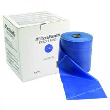 TheraBand® exercise band - 50 yard roll - Blue - extra heavy