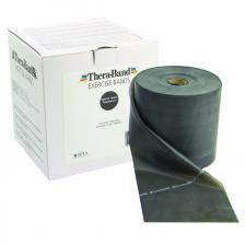 TheraBand® exercise band - 50 yard roll - Black - special heavy