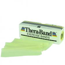 TheraBand® exercise band - 6 yard roll - Tan - extra thin