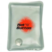 Relief Pak® Hot Button® Reusable Instant Hot Compress - small - 3.5 x 5.5