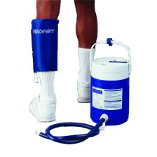 AirCast® CryoCuff® - calf with gravity feed cooler
