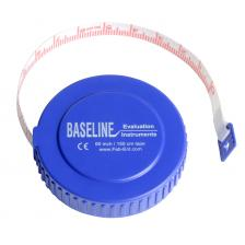 Baseline® Measurement Tape, 60 inch, 25-pack