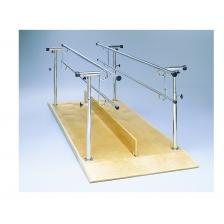 Platform Mounted Accessories - 10' Divider Board for Parallel Bars