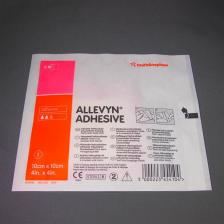 ALLEVYN Adhesive Advanced Foam Wound Dressings 10 x 10cm (10/Box)