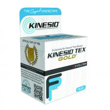 Kinesio® Tape, Tex Gold FP, 2 x 5.5 yds, Blue, 1 Roll
