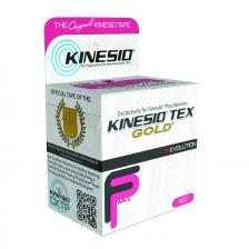 Kinesio® Tape, Tex Gold FP, 2 x 5.5 yds, Red, 1 Roll