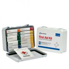 First Aid Only 241-AN 16 Unit First Aid Kit, Metal Case