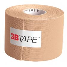 3B Tape, 2 x 16.5 ft, beige, latex-free