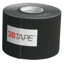 3B Tape, 2 x 16.5 ft, black, latex-free