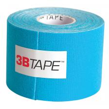 3B Tape, 2 x 16.5 ft, blue, latex-free