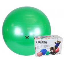 Cando 30-1803B inflatable ball green 65cm (26in) boxed