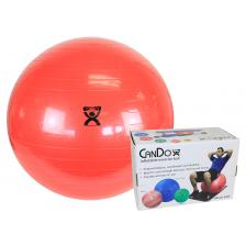 Cando 30-1804B inflatable ball red 75cm (30in) boxed