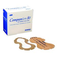 IOMED® Iontophoresis System - Companion 80 1.1cc, pack of 6