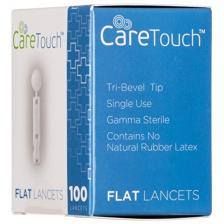 Care Touch Flat Lancets