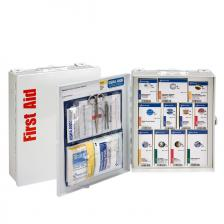 First Aid Only 90578 Medium Metal SmartCompliance Cabinet, ANSI A