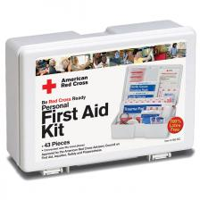 First Aid Only 9160-RC Family First Aid Kit, Plastic