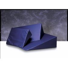 Nylex Covered Positioning Wedges,Dark Blue