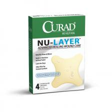 CURAD Knee and Elbow Hydrocolloid Dressing