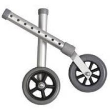 6 Front Walker Wheel Attachment