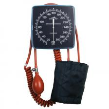 Non-Latex Wall Mount Aneroid Blood Pressure Monitor,Adult
