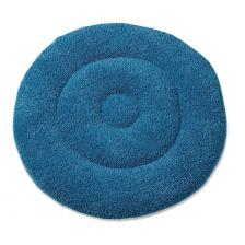 Microfiber Bonnet Pads,Blue,17.00 IN