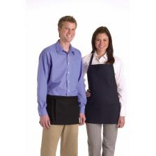 Bib Aprons with Pockets,Navy
