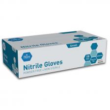 Nitrile G.P. Glove - Sm - N/S - Powder Free -10/100/cs.