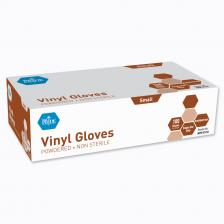 Vinyl G.P. Gloves - Sm - N/S - Pwd. 10/100/cs.