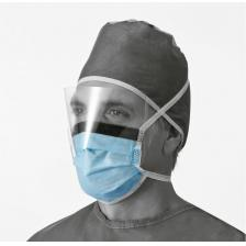 Anti-Fog Surgical Face Mask,Blue