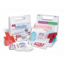 First Aid/Blood Borne Pathogen Kit