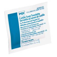 Castile Soap Towelettes by PDI Inc