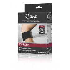 CURAD Tennis Elbow Compression Support Straps,Universal