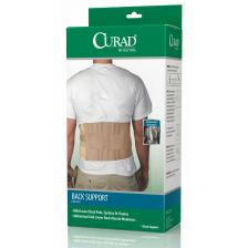 CURAD Universal Back Support,Beige,Universal