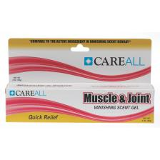 Muscle Rub Gel,3.000 OZ