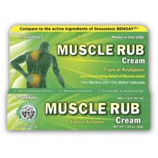 Muscle Rub Cream,1.250 OZ