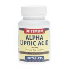 Alpha Lipoic Acid Antioxidant Tablets