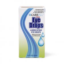 Lubricating Eye Drops