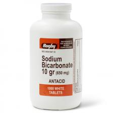 Sodium Bicarbonate Tablets by Major Pharmaceutical