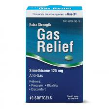 Gas Relief Extra Strength Softgels