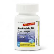 Acetaminophen PM Tablets