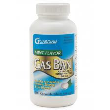 Anti-Gas Chew Tabs