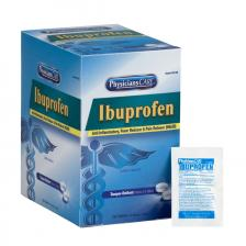 First Aid Only 90109 PhysiciansCare Ibuprofen, 125x2/box