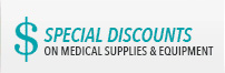 Careline Medical Special Discounts