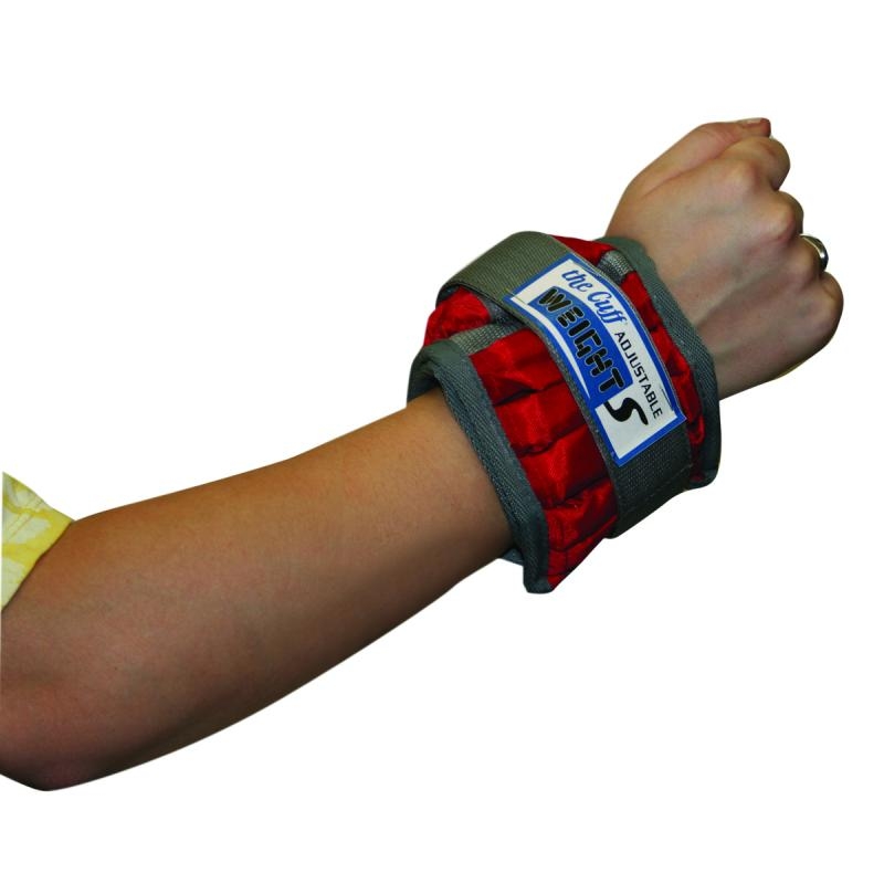 Best Adjustable Wrist Weights: The Adjustable Cuff® Wrist Weight